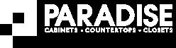 Paradise Cabinets Logo